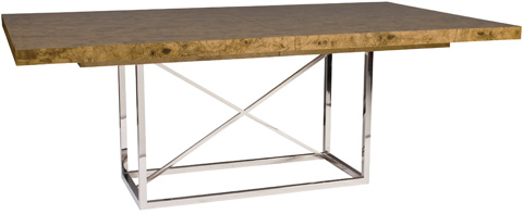 Vanguard Furniture - Paladio Dining Table - W761T-NB