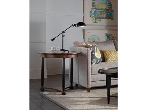 Vanguard Furniture - Cyril Lamp Table - 8312L-FY