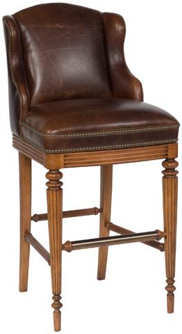 Vanguard Furniture - Wing Bar Stool - L61-BS