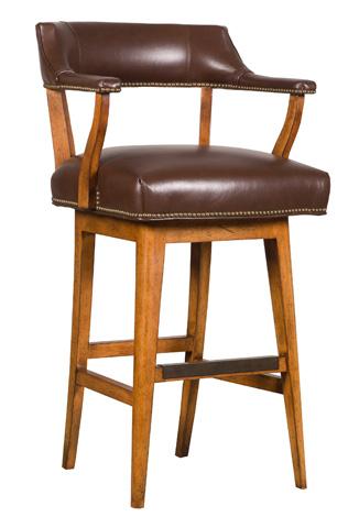 Vanguard Furniture - Captains Bar Stool - L64-BS