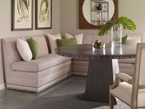 Vanguard Furniture - Olmstead Armless Dining Banquette - W754-46