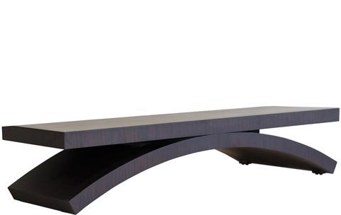 Van Peursem Ltd - Small Plateau Cocktail Table - 2503
