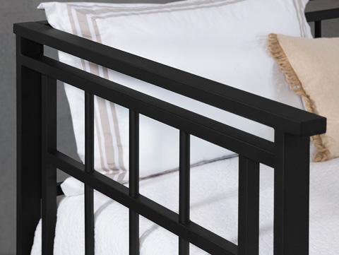 Wesley Allen - Aspen Iron Bed - 1120-CB