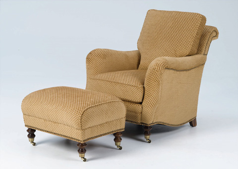 Wesley Hall, Inc. - Upholstered Arm Chair - 855