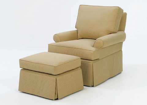 Wesley Hall, Inc. - Upholstered Chair - 771