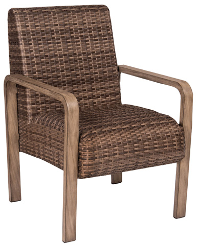 Woodard Company - Reynolds Dining Arm Chair - S505501