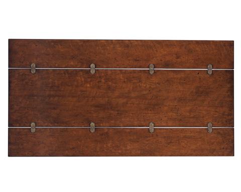Woodbridge Furniture Company - Santa Fe Flip Top Console Table - 3075-11