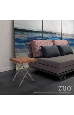 Zuo Modern Contemporary, Inc. - Renmen Side Table - 100089