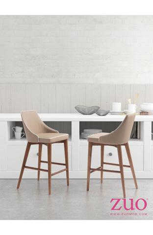 Zuo Modern Contemporary, Inc. - Moor Counter Stool - 100280