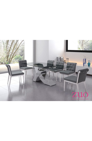 Zuo Modern Contemporary, Inc. - Wave Dining Table - 100350