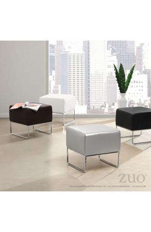 Zuo Modern Contemporary, Inc. - Plush Ottoman - 103003
