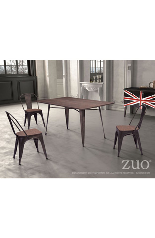 Zuo Modern Contemporary, Inc. - Elio Dining Chair - 108144