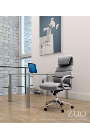 Zuo Modern Contemporary, Inc. - Lider Comfort Office Chair - 205317
