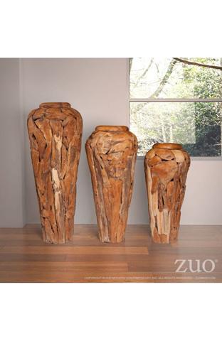 Zuo Modern Contemporary, Inc. - Geode Plant Pedestal - 21001