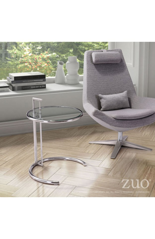 Zuo Modern Contemporary, Inc. - Eileen Gray Side Table - 401138