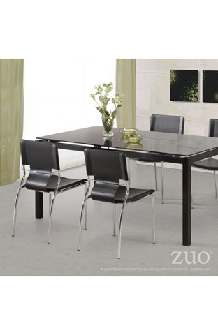 Zuo Modern Contemporary, Inc. - Trafico Dining Chair - 404131