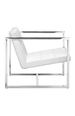 Zuo Modern Contemporary, Inc. - Carbon Lounge Chair - 500074
