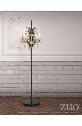 Zuo Modern Contemporary, Inc. - Phoenix Floor Lamp - 56002