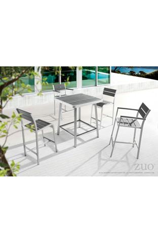 Zuo Modern Contemporary, Inc. - Megapolis Barstool - 703186