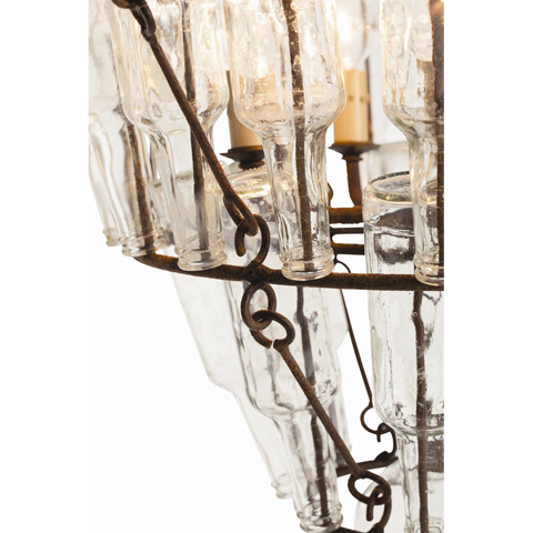 Arteriors Imports Trading Co. - Canton Chandelier - 82355