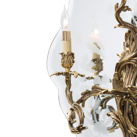 Arteriors Imports Trading Co. - Canton Sconce - DD42032