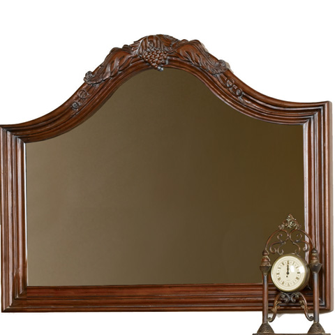 Aspenhome - Arched Landscape Dresser Mirror - I74-463
