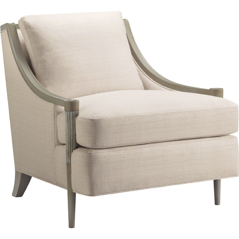 Baker Furniture - Signature Lounge Chair - 6715C