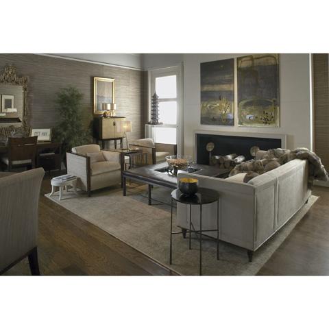 Baker Furniture - Porter Ottoman - 4052