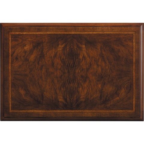 Baker Furniture - Walnut Centre Table - 5357