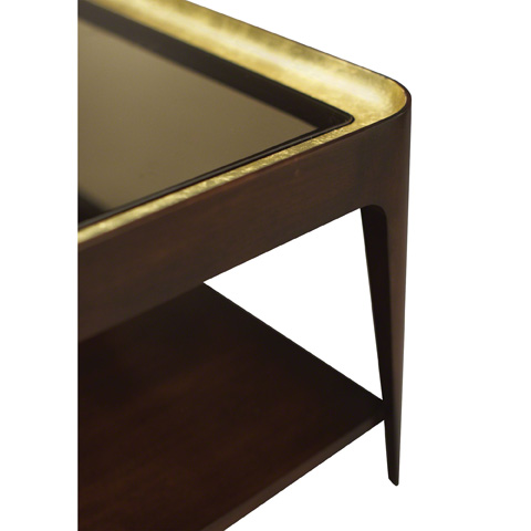 Baker Furniture - Shadow Coffee Table - 3654G