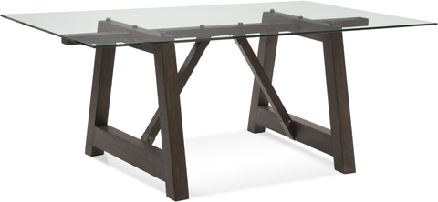Bassett Mirror Company - Ellsworth Dining Table - 2891-600