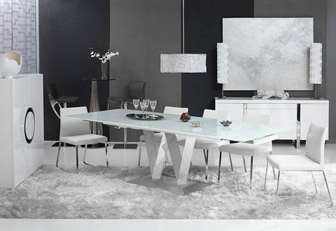 Bellini Imports - Vicky Dining Table - VICKY