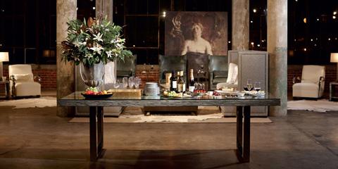 Bernhardt - Henley Dining Table - 336-223/336-223G