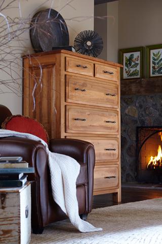Borkholder Furniture - Burwick Chest of Drawers - 14-1801XXX