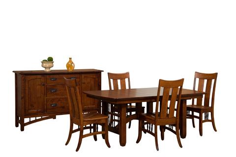 Borkholder Furniture - Arroyo Seco Table - 37-8001LF1
