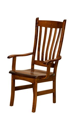 Borkholder Furniture - Benton Arm Chair - NC-9004ACX