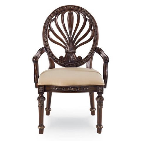Caracole - Empire II Arm Chair - 3262-152