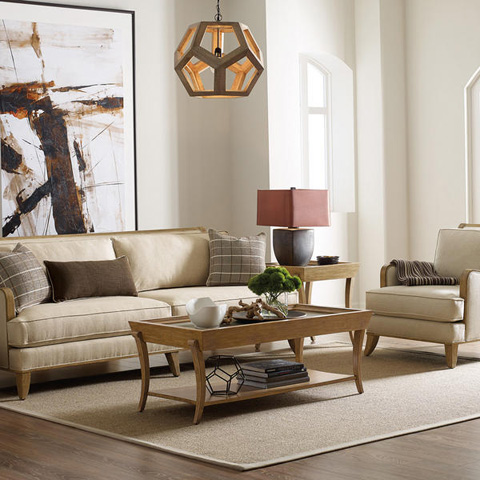 Caracole - Wes End Table - 4231-300