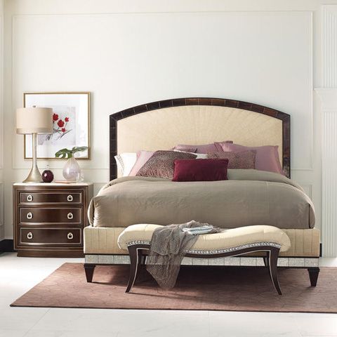 Caracole - Mystique King Bed - B033-350
