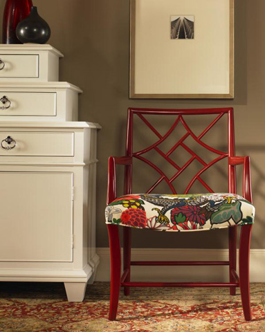 Century Furniture - Sutter Accent Arm Chair - 3169