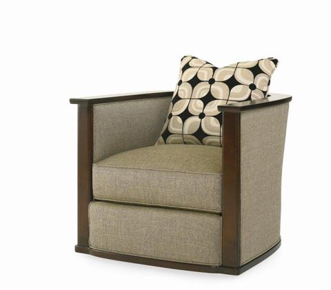Century Furniture - Jupiter Swivel Chair - 11-682