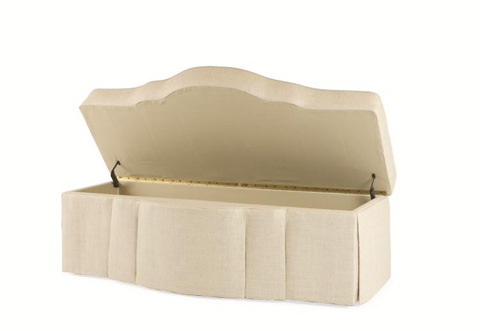 Century Furniture - Cornell Storage Ottoman - 33-906