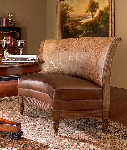 Century Furniture - Marisol Banquette - 3901
