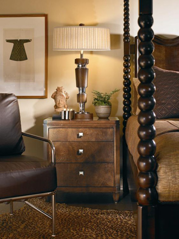 Century Furniture - Bedside Chest - 819-223
