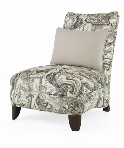 Century Furniture - Tempest Armless Chair - ESN270-11