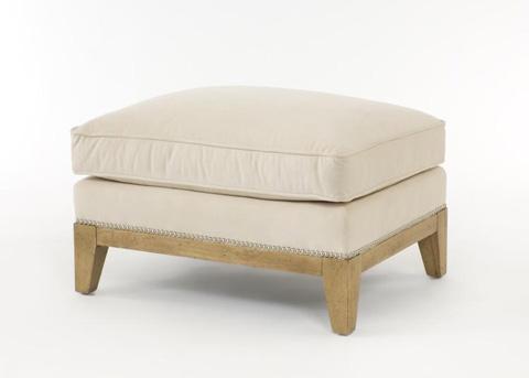 Century Furniture - Svelte Ottoman - 3218O