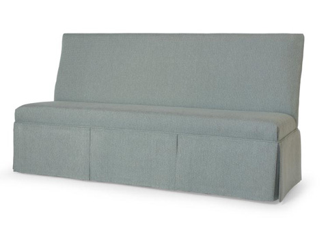 Century Furniture - Armless Dining Banquette - 3380-4