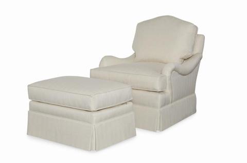 Century Furniture - Griffin Chair - LTD166-6