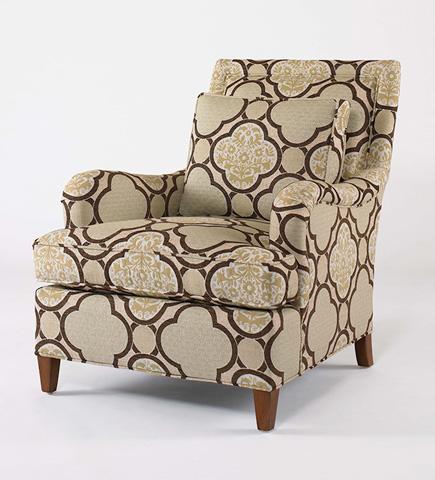 Century Furniture - Joel Chair - LTD5171-6