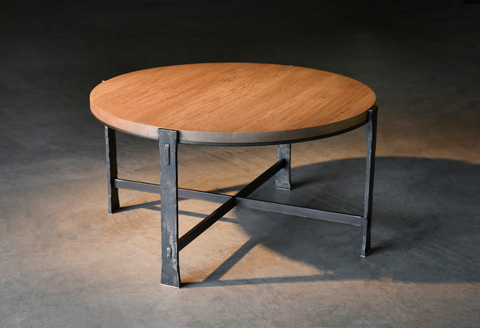 Charleston Forge - Woodland Round Cocktail Table - 6272